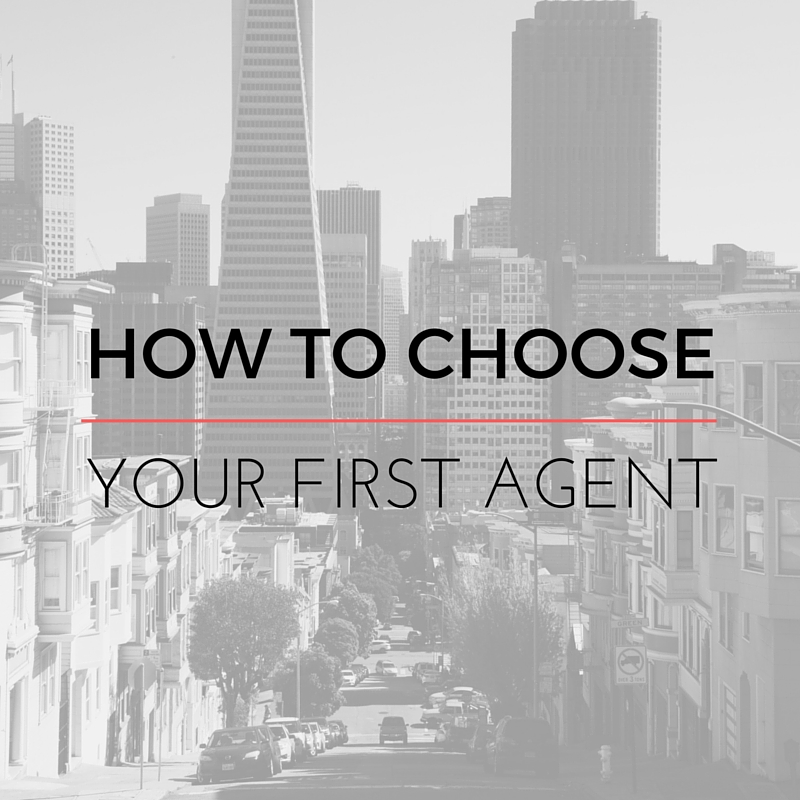 Pick Your First Real Estate Agent 101