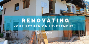 Renovating your Return on Investment