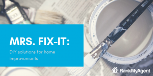 Mrs. Fix-it: DIY solutions for home improvements