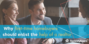 Why first-time homebuyers should enlist the help of a realtor